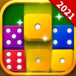Dice MergeMatchingdomPuzzle MOD Unlimited Money for android