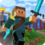 Diverse Block Survival Game 1.54 MOD Unlimited Money for android