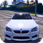 Drive BMW M6 Coupe – City Parking 5.2 MOD Unlimited Money for android