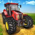 Farmland Tractor Farming – New Tractor Games 2021 1.6 MOD Unlimited Money for android