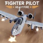 Fighter Pilot HeavyFire 0.90.18 MOD Unlimited Money for android
