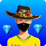 Free Diamonds for Free – Fire MOD Unlimited Money for android