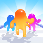 Jelly Runner 3D MOD Unlimited Money for android