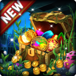 Jewel ocean world Match-3 puzzle 1.0.6 MOD Unlimited Money for android