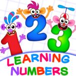 Learning numbers for kids Writing Counting Games MOD Unlimited Money for android
