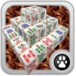 Mahjong 3D Cube Solitaire 1.0.8 MOD Unlimited Money for android