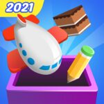 Match Triple 3D – 2021 Match puzzle game MOD Unlimited Money for android