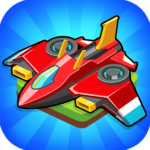Merge Planes – Best Idle Relaxing Game MOD Unlimited Money for android
