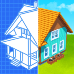 My Home My World Design Games MOD Unlimited Money for android