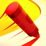 Pen Rush MOD Unlimited Money for android