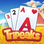 Solitaire Farm Classic Tripeaks Card Games MOD Unlimited Money for android