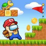 Super Bobbys World – Free Run Game MOD Unlimited Money for android