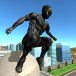 Super Hero Rope Crime City 1.05 MOD Unlimited Money for android