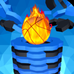 Ultimate Fire Ball Drop 1.0 MOD Unlimited Money for android