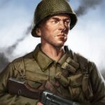 World War 2 – Battle Combat FPS Games 2.22 MOD Unlimited Money for android