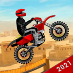 Xtreme trail 3D Racing – Offline Dirt Bike Stunts MOD Unlimited Money for android