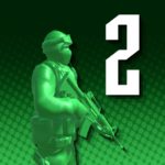 Army Men FPS 2 MOD Unlimited Money for android