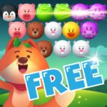 Bubble Shooter 2021 puzzle adventure game MOD Unlimited Money for android