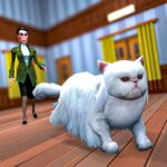 CAT MAID VIRTUAL CAT SIMULATOR KITTEN GAME MOD Unlimited Money for android