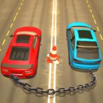 Chained Car Racing Games 3D MOD Unlimited Money for android