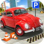 Classic Car Parking Game New Game 2021 Free Games MOD Unlimited Money for android