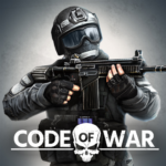 Code of War Online Gun Shooting Games MOD Unlimited Money for android