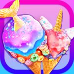 Cooking Games – Unicorn Chef Mermaid for Girls MOD Unlimited Money for android