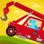 Dinosaur Rescue – Truck Games for kids Toddlers MOD Unlimited Money for android