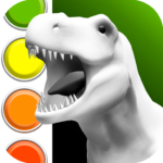 Dinosaurs 3D Coloring Book MOD Unlimited Money for android