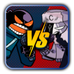 FNF Friday Night Funny Mod Vs Mod Whitty Vs Ruv MOD Unlimited Money for android