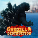 GODZILLA DESTRUCTION MOD Unlimited Money for android