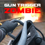 Gun Trigger Zombie MOD Unlimited Money for android