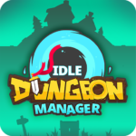 Idle Dungeon Manager – Arena Tycoon Game MOD Unlimited Money for android