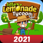 Idle Lemonade Tycoon – Manage your Idle Empire MOD Unlimited Money for android