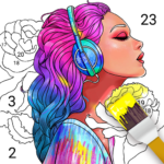 Paint Color – Color by Number MOD Unlimited Money for android