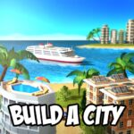 Paradise City Building Sim Game MOD Unlimited Money for android