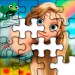 Princess Puzzles – Games for Girls MOD Unlimited Money for android