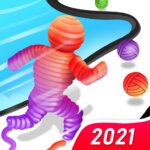 Rope-Man Run MOD Unlimited Money for android