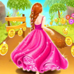 Royal Princess Running Game – Jungle Run MOD Unlimited Money for android
