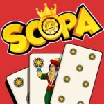 ScopaFreeNo Ads Italian Card Game MOD Unlimited Money for android