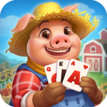 Solitaire Tripeaks – Farm Story MOD Unlimited Money for android