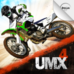 Ultimate MotoCross 4 MOD Unlimited Money for android
