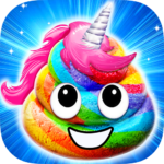Unicorn Poop – Sweet Trendy Desserts Food Maker MOD Unlimited Money for android
