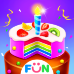 Bake Cake for Birthday Party-Cook Cakes Game MOD Unlimited Money for android