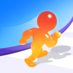Blob n Giant Blob Clash Runner 3D MOD Unlimited Money for android