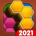 Block Hexa Puzzle MOD Unlimited Money for android
