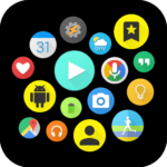 Bubble Cloud Widgets Folders for phonestablets MOD Unlimited Money for android