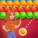 Bubble Shooter Magic Farm MOD Unlimited Money for android