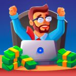 IT Corp Tycoon MOD Unlimited Money for android