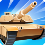 Idle Tanks 3D MOD Unlimited Money for android
